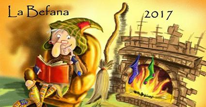 Epifania 2017 al Collicello